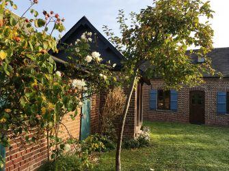Vente maison Sallenelle Baie de Somme Saint Valery sur Somme Pendé Cayeux sur mer Lancheres - photo